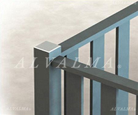 Barandillas de aluminio en madrid - Barandillas madrid ...
