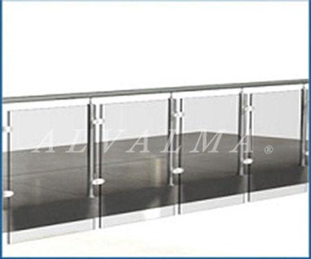 Barandillas de aluminio en madrid - Barandilla de madera exterior ...