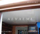 Vista interior de techo en cerramiento de aluminio instalado en Boadilla del Monte, Madrid
