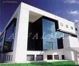 Muro cortina de aluminio sistema estructural en Madrid