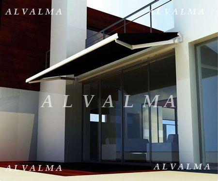 Toldos y pergolas de aluminio en madrid alvalma for Toldos de aluminio