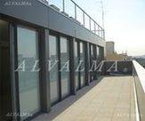 Puertas de aluminio sistema Correderas instaladas en Madrid